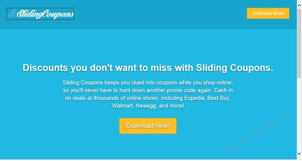 Sliding Coupons