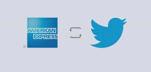 Tweet to Buy from American Express