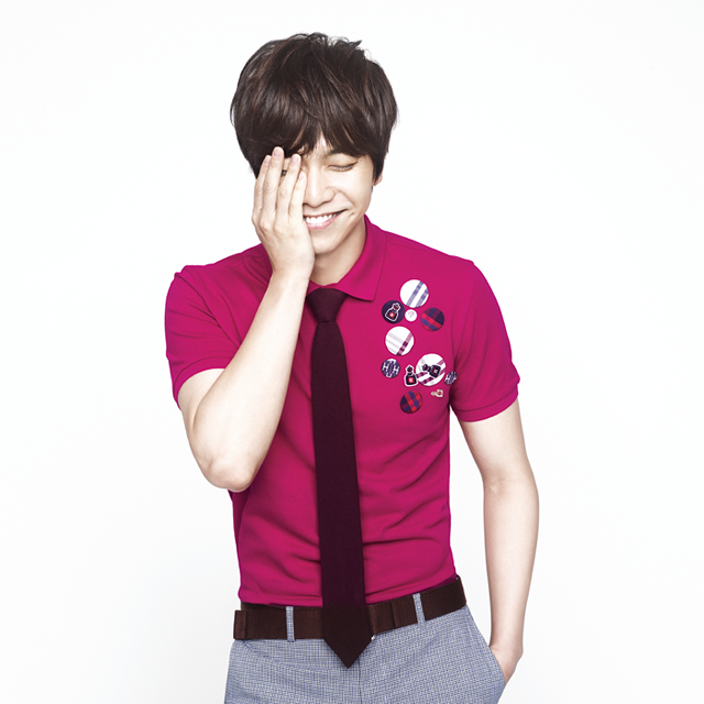 Heritory S S13 Ink Pique Campaign W Lee Seung Gi Amp Jung
