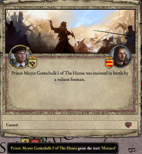 Hansa: The Quest For All The Gold - A CK2 AAR - Paradox
