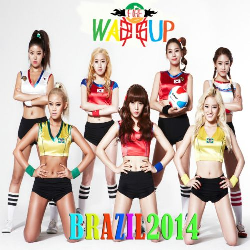 [Single] Wa$$up - Fire 2014