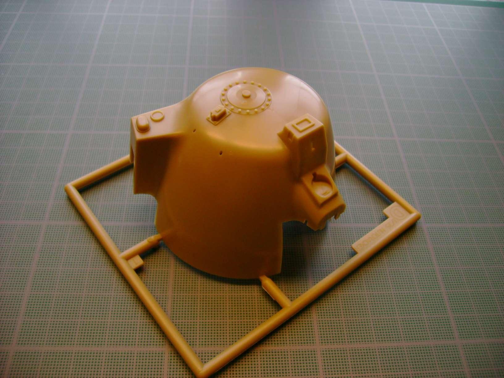 Review kit P.K.H NUTCRACKER   Serie MK04 1/35......By Hasegawa. Dsc03352c