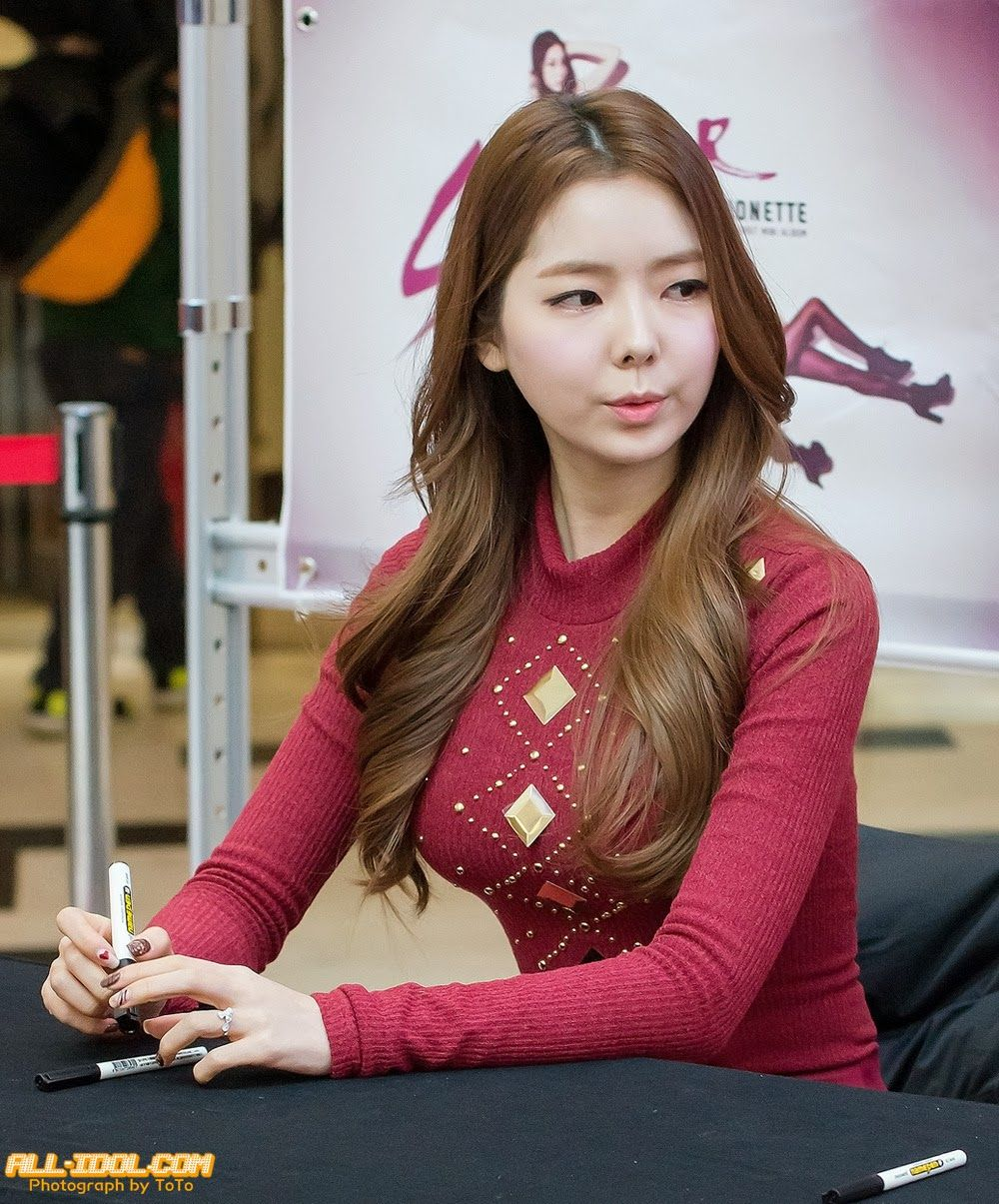 [Event] The Girls of STELLAR looking Gorgeous at a fan signing for their First Mini Album ...