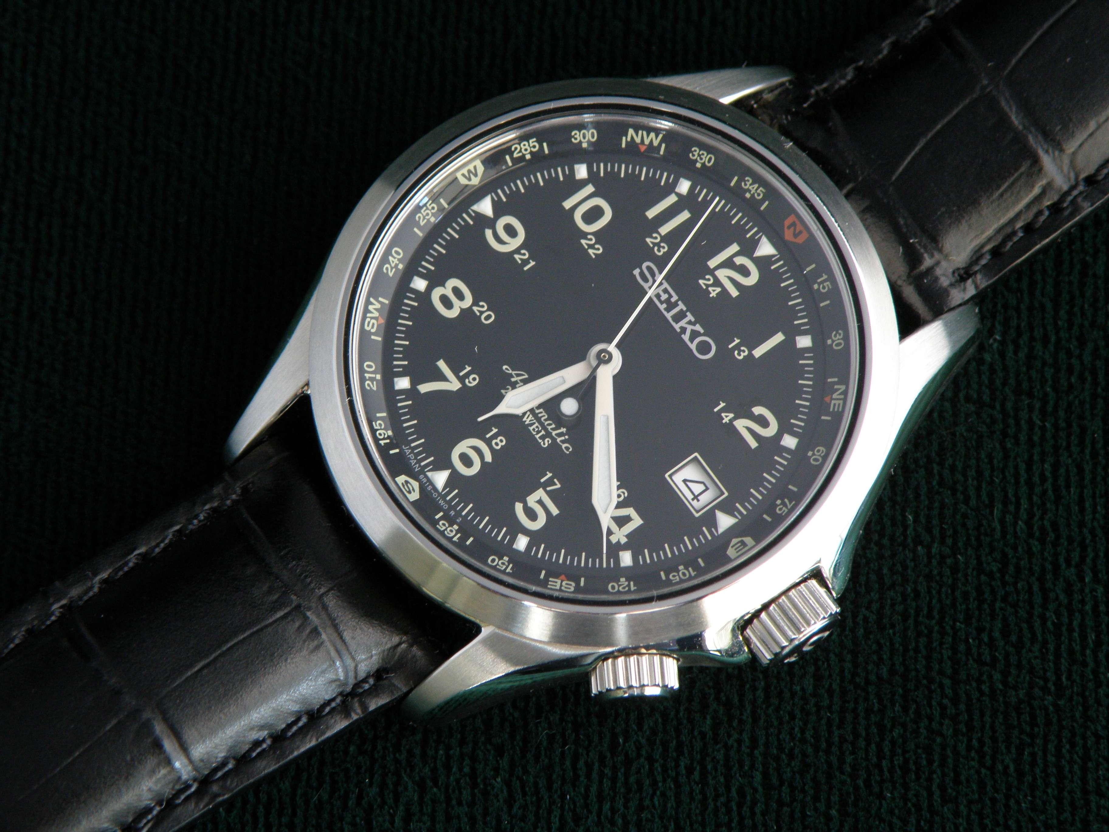 e4645efc9fb8 Poljot Okeah Última Edición  Este reloj también es de todos conocidos ya  que se realizó en el foro Hablemos de Relojes como última edición de este  modelo ...