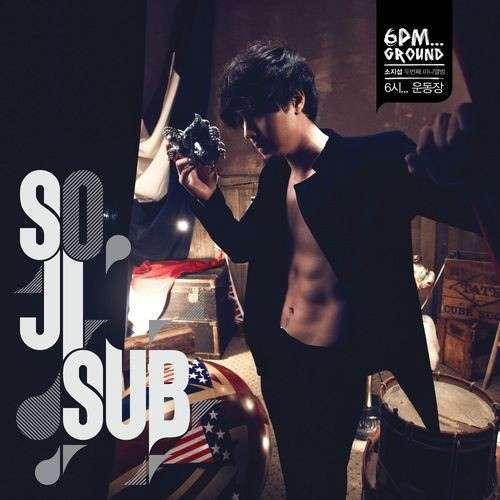 [Mini Album] So Ji Sub - 6PM...GROUND