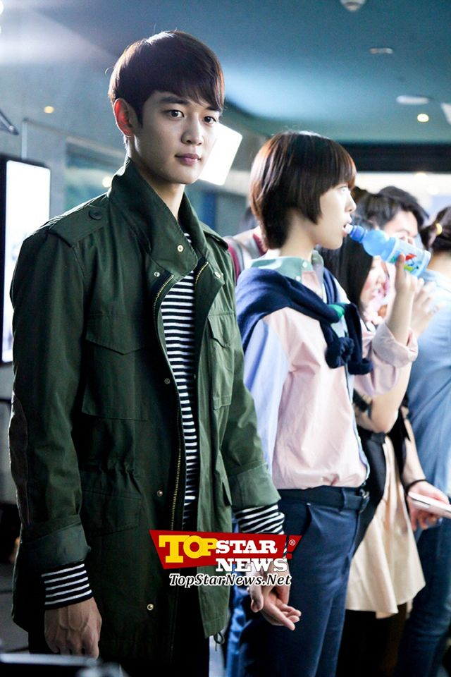 to the beautiful you minho and sulli dating