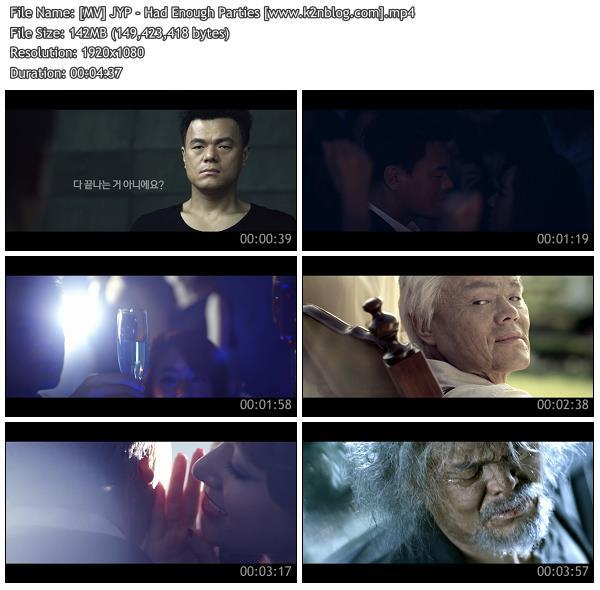 [MV] JYP - Had Enough Parties [HD 1080p Youtube]