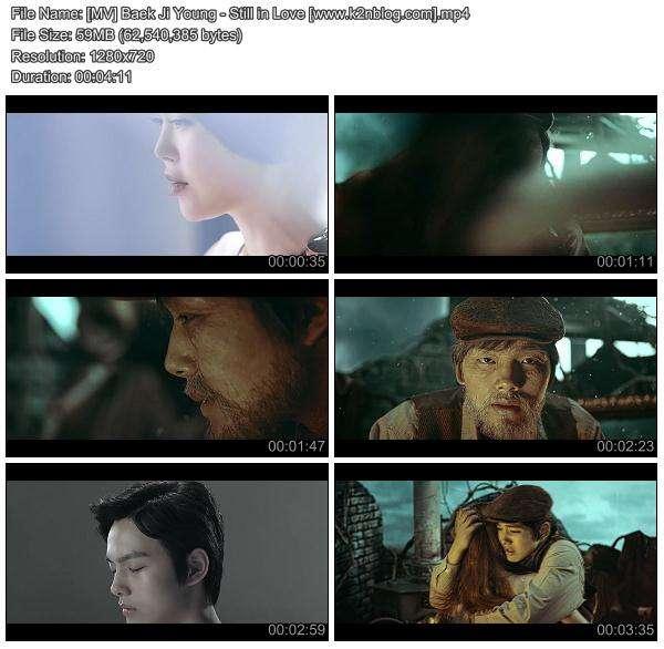 [MV] Baek Ji Young - Still in Love [HD 720p Youtube]