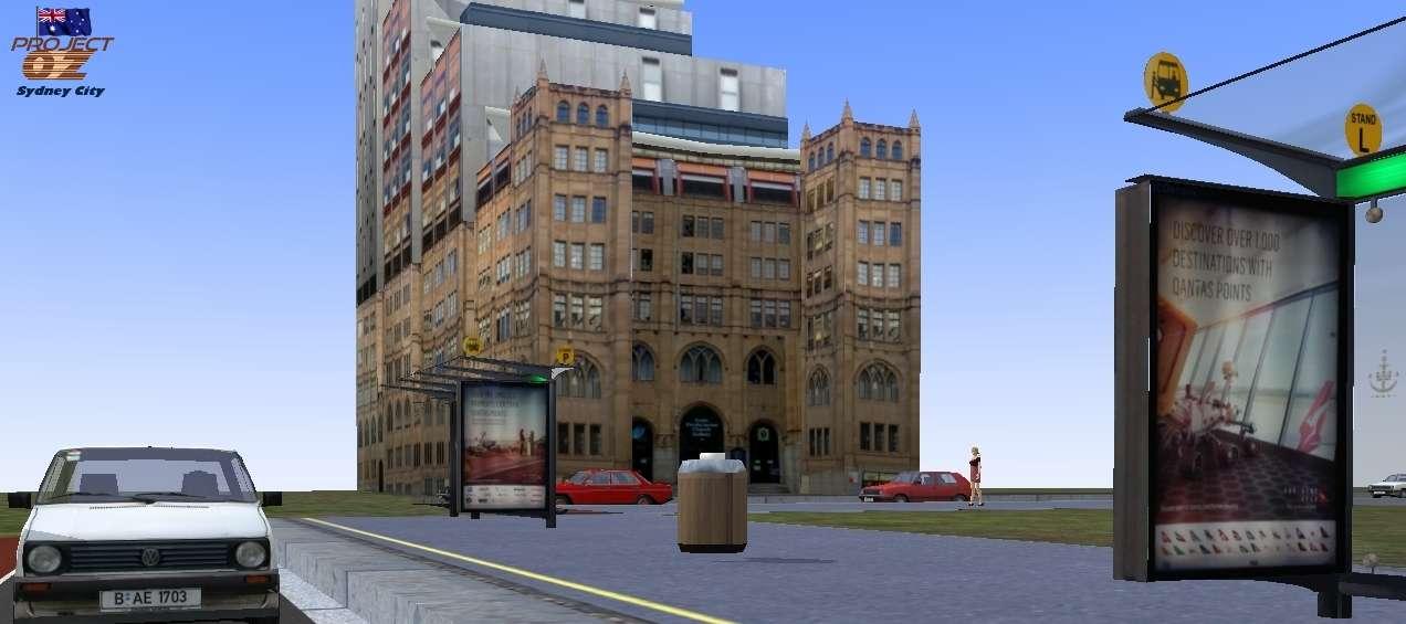 Sydney City 6b2p