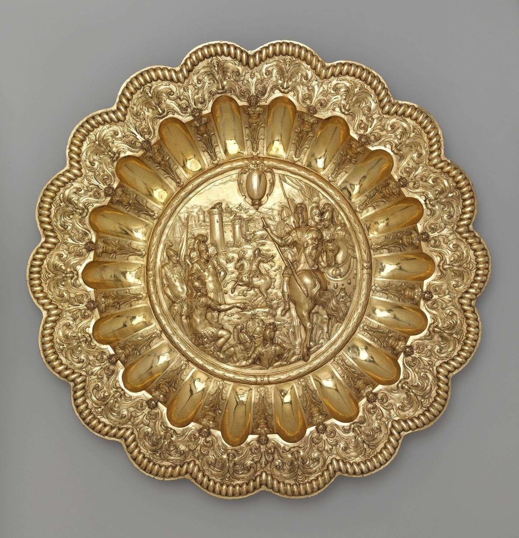 A 19th Century Trophy Shield.