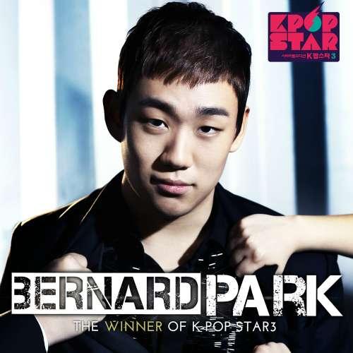 [Single] Bernard Park - Kpop Star 3 Top - Bernard Park