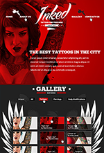 The Bebop Anime and Comic Convention PSD Template - 63
