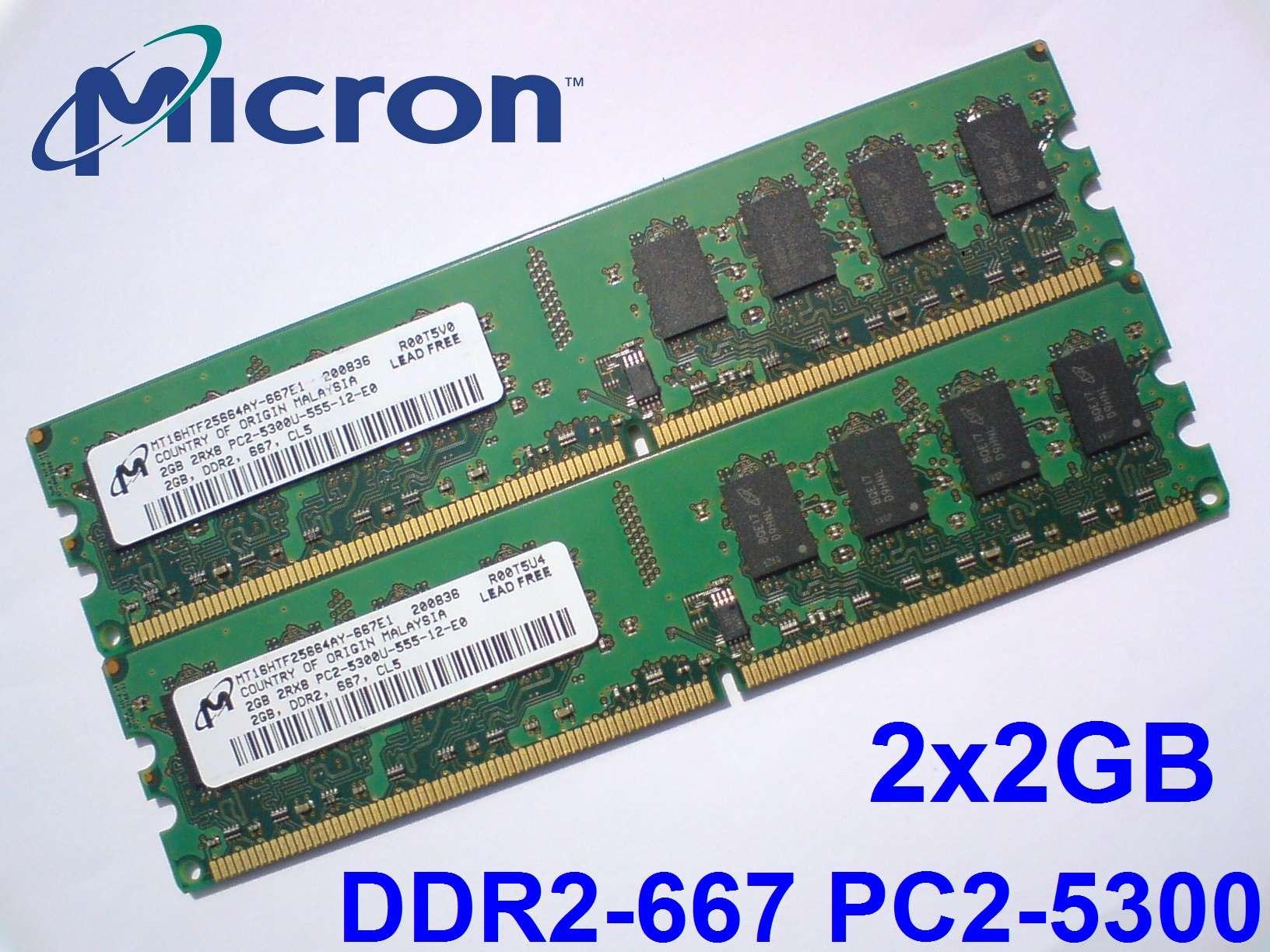 2GB RAM MEMORY FOR EMACHINES SERIES ET1810-01 ET1810-03 ET1831 667 DDR2 NEW!!!