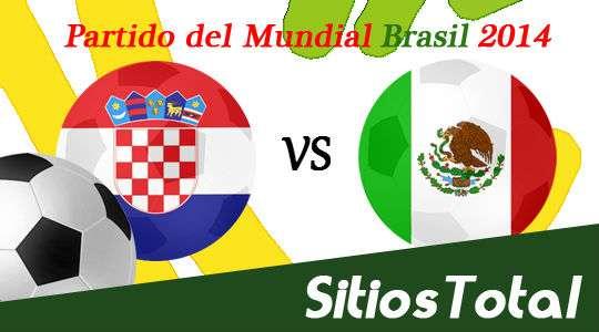 Croacia vs México en Vivo