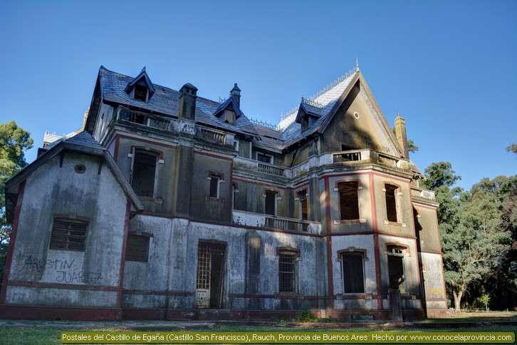 foto del castillo san francisco