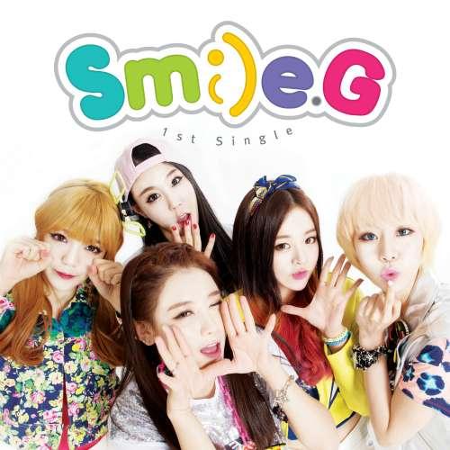 [Single] Smile.G - 1st Single DoBiDoBob