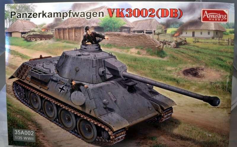 kit review : Amusing VK 3002   Modelers Social Club Forum