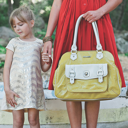 Timi and Leslie diaper bags   Spring Collection 2013