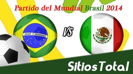 Brasil vs México en Vivo
