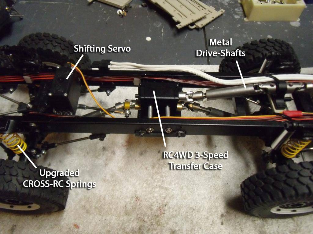 CROSS-RC MC8 8x8 Kit (Re-Post) - RC Truck and Construction