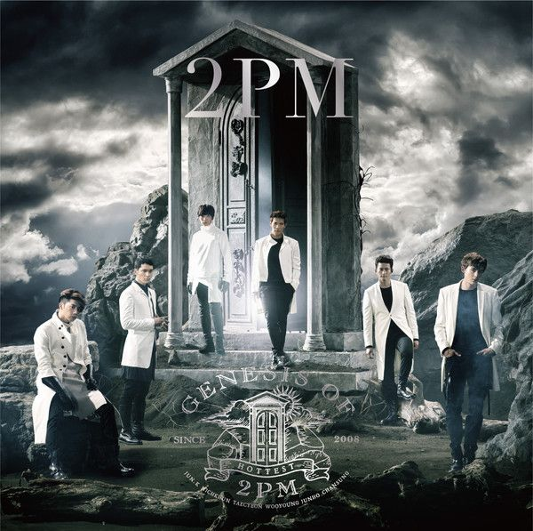 [Album] 2PM - GENESIS OF 2PM [Japanese] (MP3 + iTunes Plus AAC M4A)