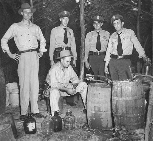 Southern Lawmen (c. 1930's)
