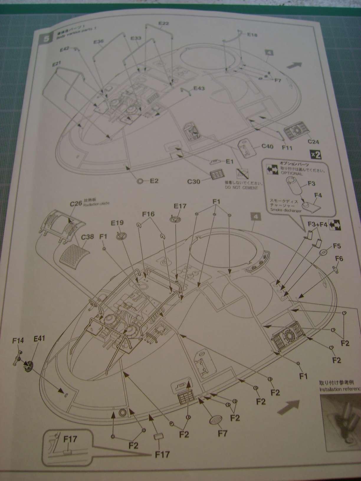 Review kit P.K.H NUTCRACKER   Serie MK04 1/35......By Hasegawa. Dsc03371d
