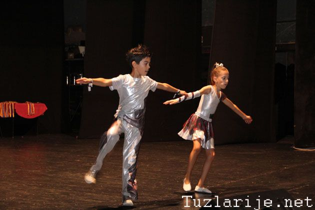 Bodovni turnir u akrobatskom rock&roll-u Plesači pokazali