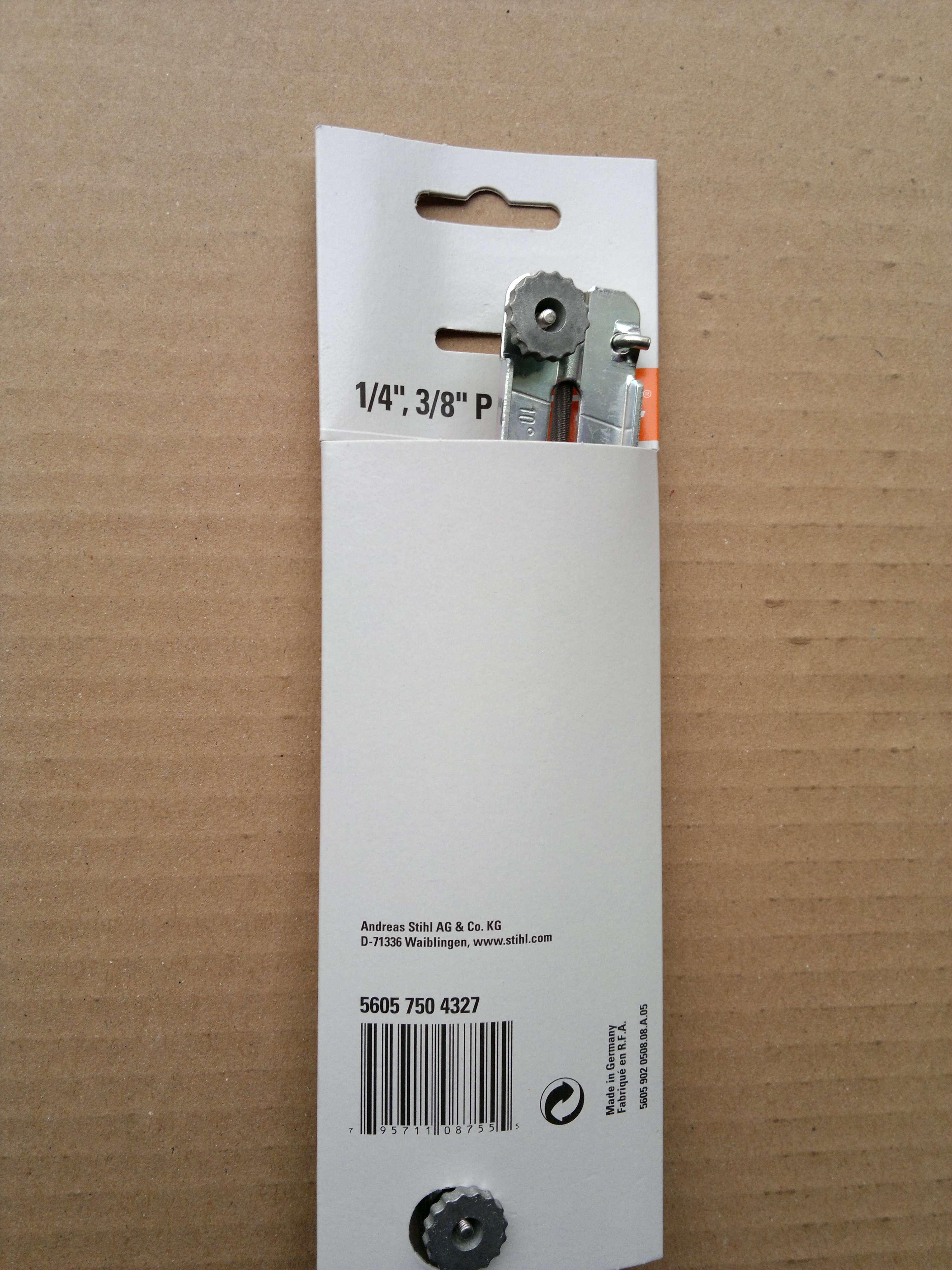 stihl sch rfset 1 4 3 8 p s gekette kettens ge ebay. Black Bedroom Furniture Sets. Home Design Ideas