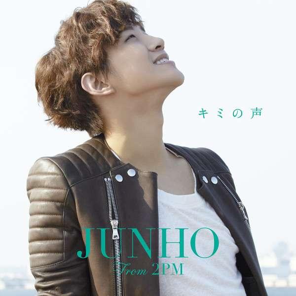 [Single] JUNHO (2PM) - Kimi no Koe [Japanese]