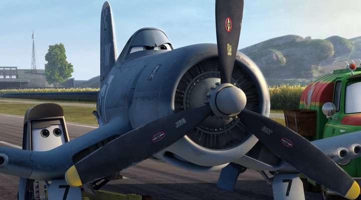 Sparnai / Planes (2013)