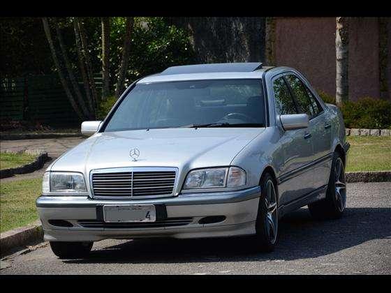 W202 C240 1999/2000 - R$ 25.900,00 Zy6q