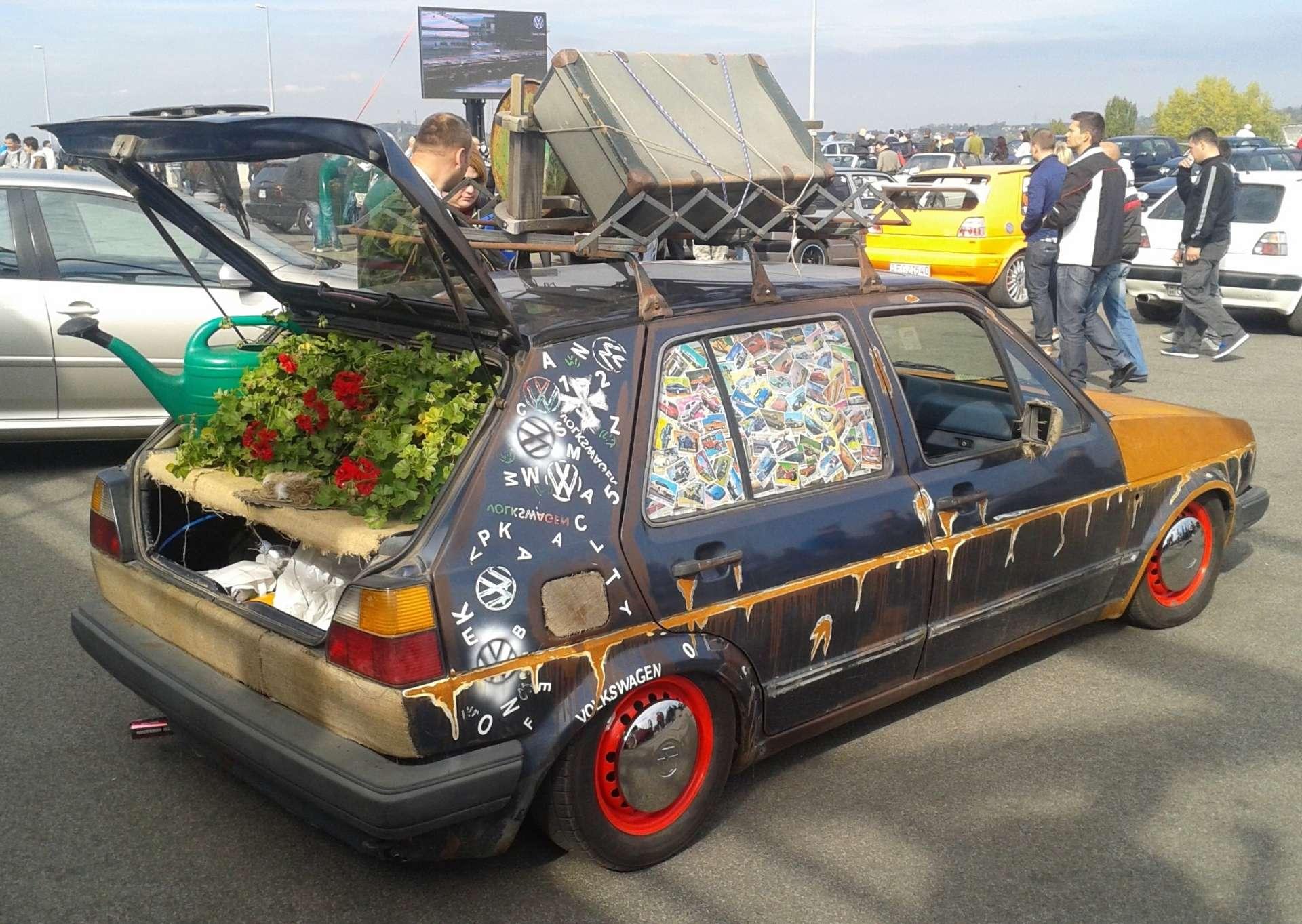 Volkswagen Golf Mk2 Rat Look Used Daewoo Cars
