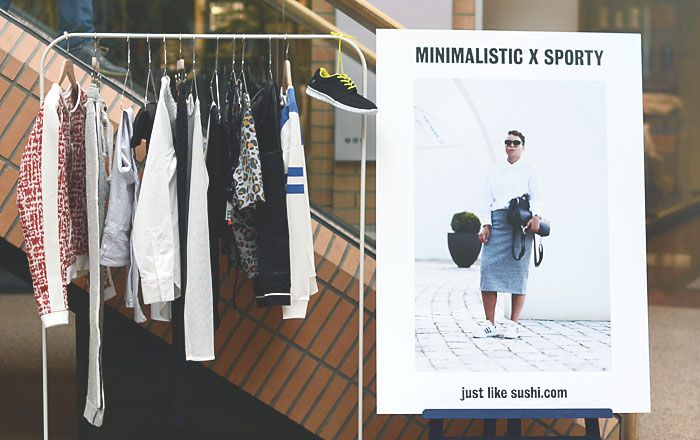 COS SPRINGSUMMER 2014 COLLECTION Just Like Sushi