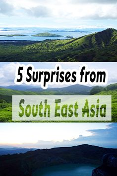 5 surprises from South East Asia