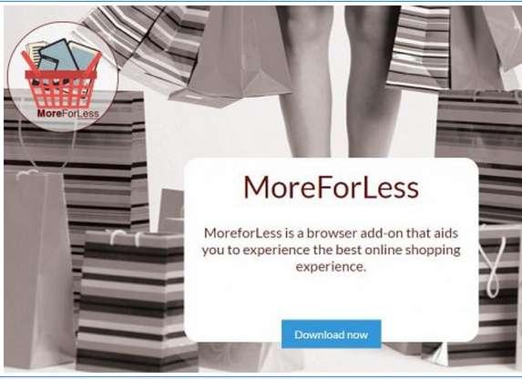 Usuwanie reklam przez MoreForLess