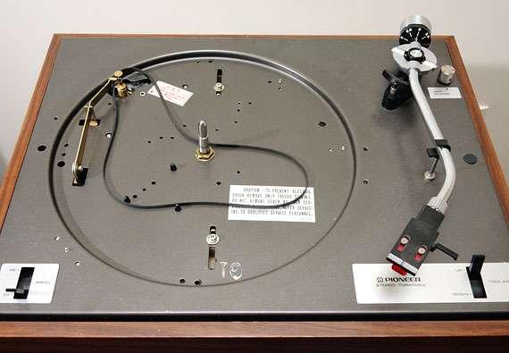 tutorial velocidade de rotacao toca discos vinil