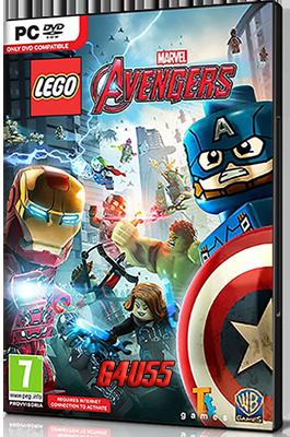 [PC] LEGO Marvel's Avengers (2016) - FULL ITA