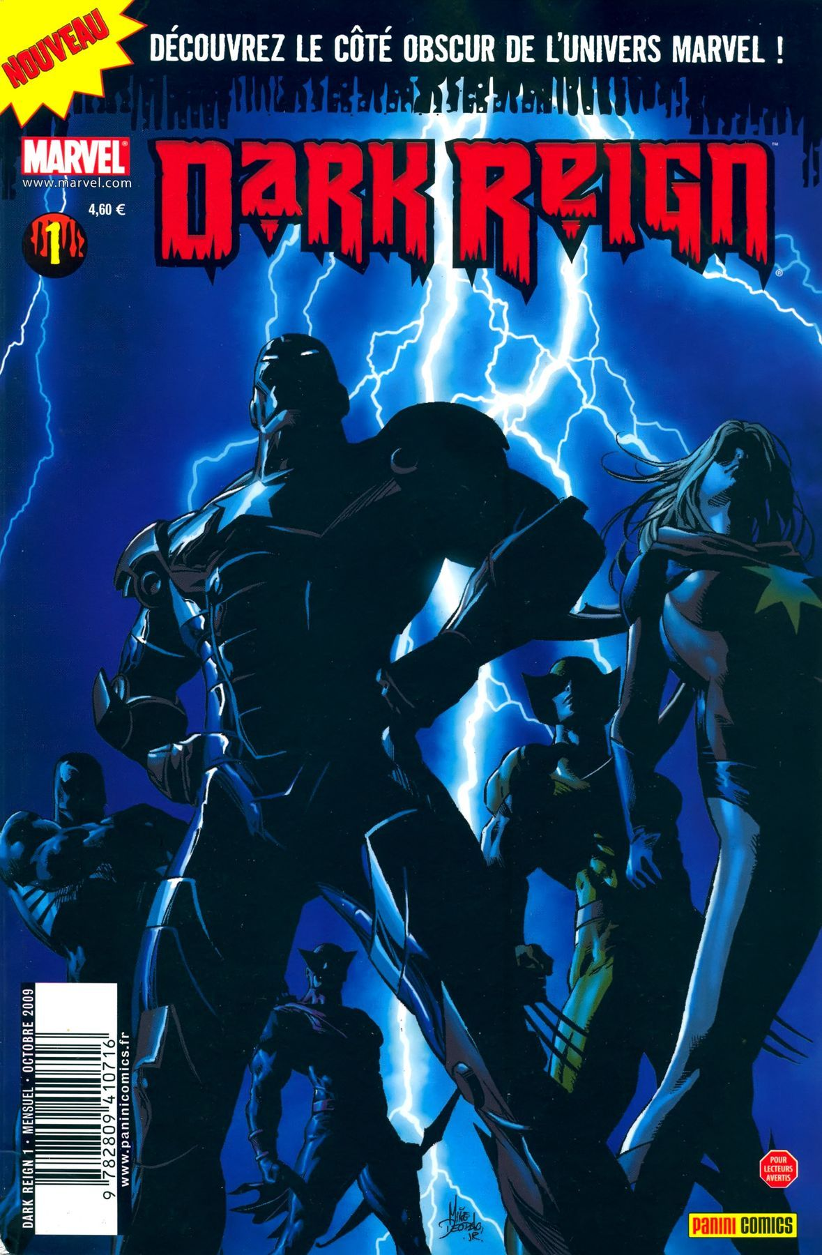 Dark Reign Tome 01 French