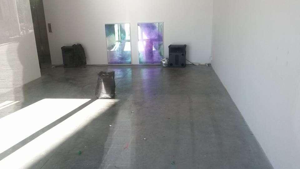 Exhibition nettoyée