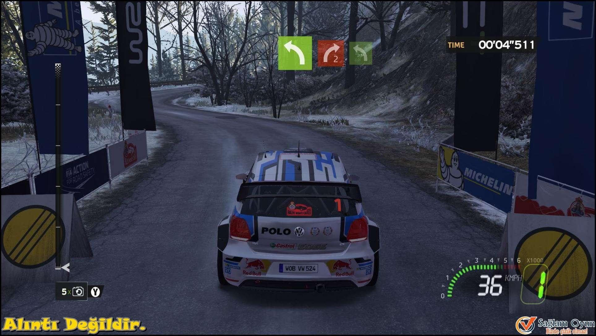 WRC 5 FIA World Rally Championship-2