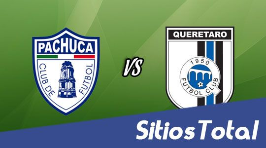 Ver Pachuca vs Queretaro en Vivo – J2 Clausura 2016 – Sábado 16 de Enero del 2016