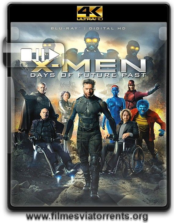 X-Men: Days of Future Past 4k