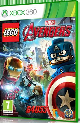 [XBOX360] LEGO Marvel's Avengers (2016) - FULL ITA