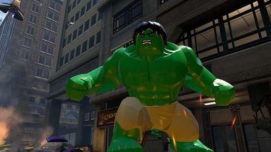 [PS3] LEGO Marvel's Avengers (PSN)(2016) - FULL ITA