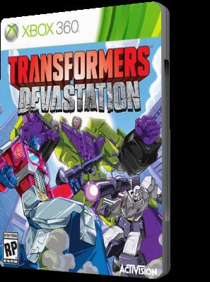 [XBOX360] TRANSFORMERS: Devastation (2015) - SUB ITA