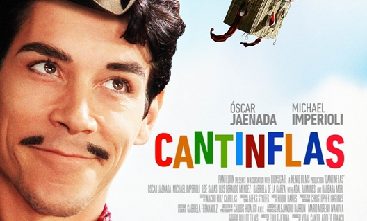 Poster Cantinflas 2014