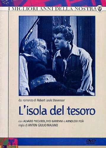 L'isola del tesoro (1959) .avi DVDRip Ac3 ITA