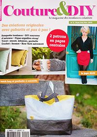Couverture couture and Diy