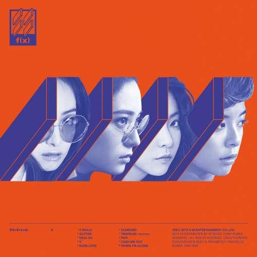 [專輯轉載發佈]f(x) – 4 Walls – The 4th Album(2015-10-27@82.9M@320K@多空)